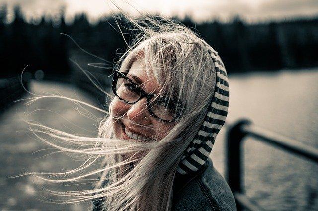 La sonrisa representa la voz del alma - el poder de sonre铆r